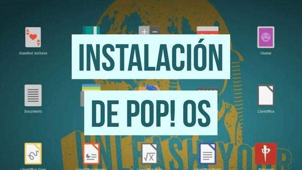 Walkthrough: Instalación de POP! OS
