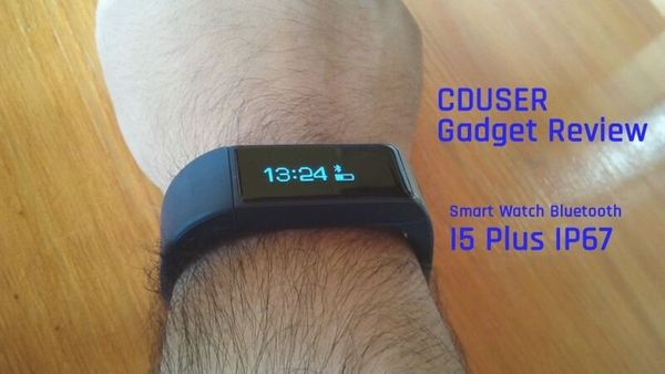 Gadget Review: Smart Watch I5 Plus IP67